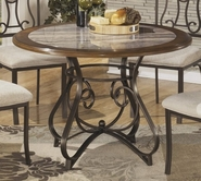 ASHLEY Hopstand D314-15B-15T Round Dining Table
