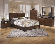 ASHLEY Hyden B541-54/57/96-31-36 Bedroom Set