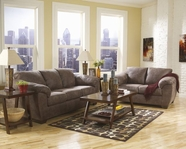 ASHLEY Jathan-Mocha 4360038-4360035 Sofa Set