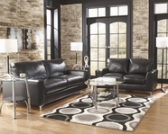 Ashley Kanoa Durablend-Midnight 1870138-35 Sofa Set