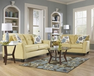 ASHLEY Kylee - Goldenrod 6640138-35 SOFA SET
