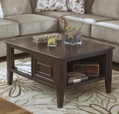 ASHLEY Larimer T654-1 Rectangular Cocktail Table