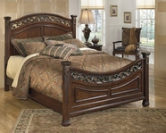 Ashley Leahlyn Leahlyn B526-54/57/96 Queen panel bed