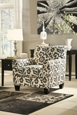 ASHLEY Levon - Charcoal 7340321 ACCENT CHAIR