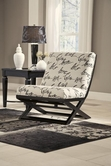 ASHLEY Levon - Charcoal 7340360 SHOWOOD ACCENT CHAIR