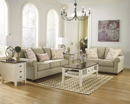ASHLEY Lucretia-Sand 3670038-3670035 Sofa Set
