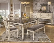 ASHLEY Manadell D512-25/01 Rectangular dining set