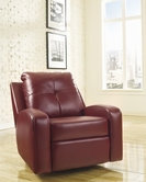 ASHLEY Mannix DuraBlend 2140261 Swivel Glider Recliner