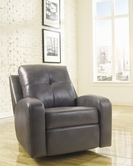 ASHLEY Mannix DuraBlend 2140461 Swivel Glider Recliner