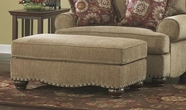 ASHLEY Martin Court - Caramel 7830314 OTTOMAN