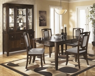 ASHLEY Martini Studio D531-35/01 Rectangular dining set