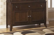 ASHLEY Martini Studio D531-80 Buffet (AFHS proprietary)