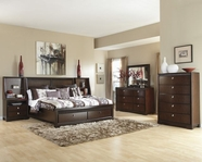 ASHLEY Marxmir B664-77/54S/96S-31-36 Bedroom Set