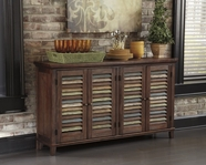 ASHLEY Mestler D540-160 Server - painted/dark brown