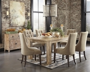 ASHLEY Mestler D540-225-102 Rectangular dining set