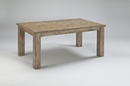 ASHLEY Mestler D540-225 Rect Table - weathered /driftwood pine
