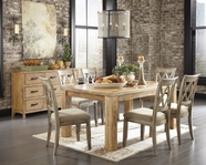 ASHLEY Mestler D540-325-102 Rectangular dining set