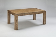 ASHLEY Mestler D540-325 Rect Table - honey pine