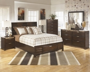 Ashley Nowata Nowata B474-54S/57/96S-31-36 Bedroom Set