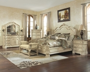 ASHLEY Ortanique B707-54/57/96-31-36 Bedroom Set