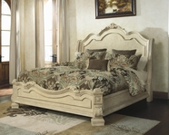 ASHLEY Ortanique B707-56/58/97 King sleigh bed
