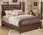 ASHLEY Owensboro B676-56/58/97 King panel bed
