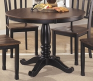 ASHLEY Owingsville D580-15T/15B Round Dining Room Table