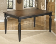 ASHLEY Owingsville D580-25 Rectangular table