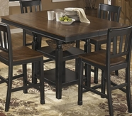 Ashley Owingsville D580-32 Square Counter Height Table