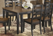 ASHLEY Owingsville D580-45 Rectangular Ext Dining Table