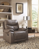 ASHLEY Pegram-Pebble 2090061 Swivel Glider Rec