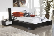 ASHLEY Piroska B850-54/57/95/B100-13 Queen platform bed