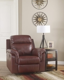 ASHLEY Primematic DuraBlend 1780028 Swivel Rocker Rec