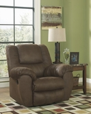 ASHLEY Quarterback-Canyon 3270125 Rocker Recliner