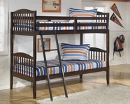 Ashley Rayville Rayville B455-57P/57R/57S Twin/twin bunk bed