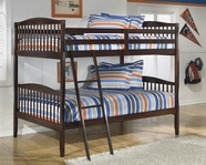 Ashley Rayville Rayville B455-59P/59R/59S Full/full bunk bed