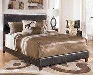 Ashley Rayville Rayville B455-79/98 Queen upholstered bed