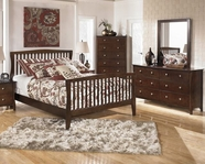 Ashley Rayville Rayville B455-81/96-31-36 Bedroom Set