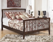 Ashley Rayville Rayville B455-82/97 King panel bed