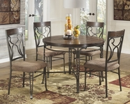 ASHLEY Sandling D337-15/01 Round Dining Set