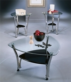 Ashley Pascal T140-13 3-in-1 Pack occasional table set
