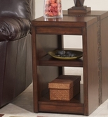 ASHLEY T675-2 Sq End Table