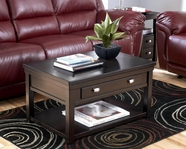 Ashley T864-9N-3N Hatsuko contemporary accent table collection