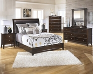 ASHLEY Templenz B538-54/57/96-31-36 Bedroom Set