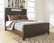 ASHLEY Trishelle B550-54/67/96 Queen panel bed