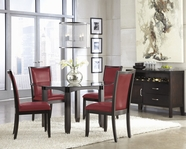 ASHLEY Trishelle D550-15B/D100-50T-04 Round Dining Set