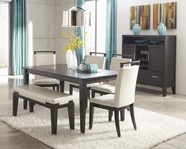 ASHLEY Trishelle D550-25-01 Rectangular Dining Set