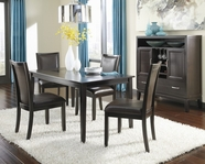 ASHLEY Trishelle D550-25-02 Rectangular Dining Set