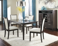 ASHLEY Trishelle D550-25-03 Rectangular Dining Set