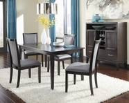ASHLEY Trishelle D550-25-05 Rectangular Dining Set